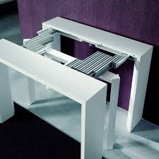 extending console dining table console expandable dining table home golia extending console