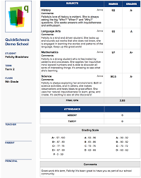 team progress report template the blue academic template school management student