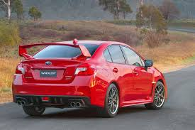 subaru wrx red 2018 subaru wrx review live prices features updates and
