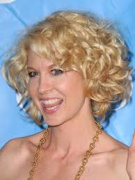photo gallery of short curly hairstyles for over 40 viewing 5 of