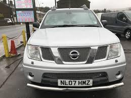 2007 nissan navara outlaw vans2go co