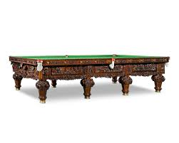 the history of australia billiard table furnishing since 1912