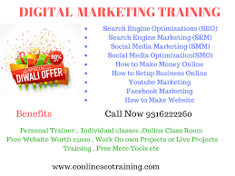 online seo class digital marketing diwali offer for seo smm smo ppc
