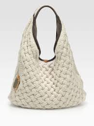 ugg sale handbags ugg knit wool hobo bag in lyst