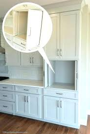kitchen cabinets microwave shelf over the microwave cabinet upandstunning club
