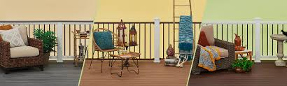 Floor And Decor Tampa by Composite Decking Composite Deck Materials Trex