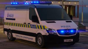 bmw sprinter van 2014 police mercedes sprinter gta5 mods com