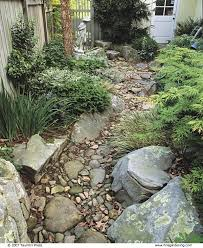 25 gorgeous dry creek bed design ideas for your garden lookbook