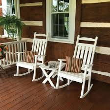 white front porch rocking chairs coral coast indoor outdoor