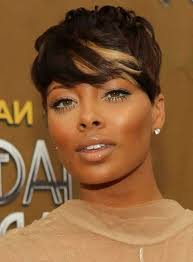 photo beautiful short hair with black women cute short hairstyles
