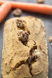 gluten free carrot cake bread garlic matters