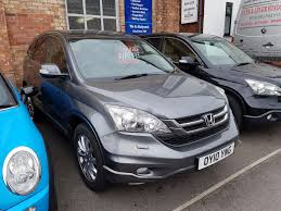 used honda cr v 2 2 for sale motors co uk