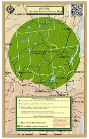 Map Radius Indian Lake Islands Firewood Map Nys Dept Of Environmental