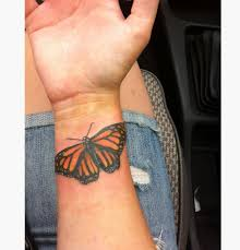 19 monarch butterfly tattoo the wall design 1