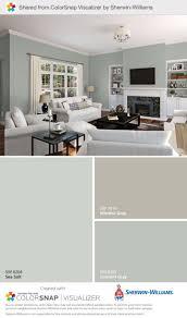 sensational kitchen living room color schemes