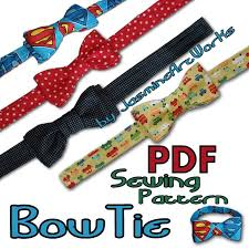 18 best sewing for men images on pinterest bow tie patterns bow