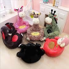 Bean Bag Sofas by Best Cute Cartoon Animal Style Short Plush Beanbag Sofa Home