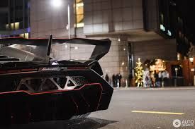Lamborghini Veneno Exterior - lamborghini veneno 25 december 2016 autogespot