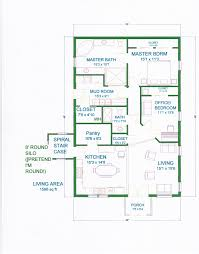 Barn Style Floor Plans by Barn Style House Plans With Silo House List Disign