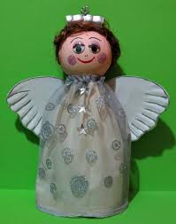 recycled plastic bottle christmas angel recycle plastic bottles
