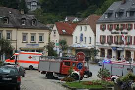 Feuerwehr Bad Berneck Zimmerbrand In Bad Berneck Am 02 09 2014 Kfv Bayreuth E V