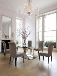 glass dining room table sets glass dining table houzz