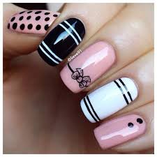 26 cute pink nail designs