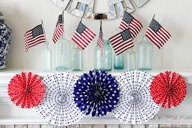 Memorial Day Decor 15 Fabulous Patriotic Tablescapes