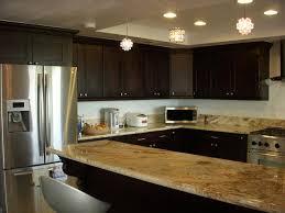 the elegant look of espresso kitchen cabinets u2014 alert interior