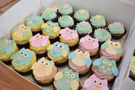 baby shower owl cakes surprising how to make owl cupcakes for baby shower 78 for