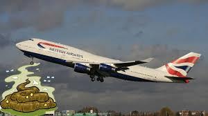 passenger u0027s sh t grounds 747 airplane burgular caught using