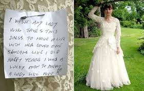 wedding dress donation how to save money on your wedding day holidappy