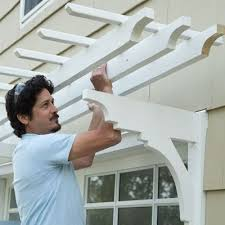 How To Build A Pergola On Concrete by Best 25 Pergola Attached To House Ideas Only On Pinterest