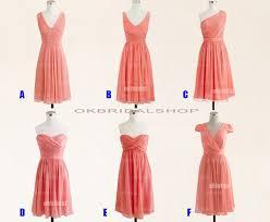 bridesmaid dresses coral bridesmaid dresses coral bridesmaid dresses mismatched