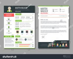 Job Experience Resume by Cv Layout Template Candidate Education Job Stock Vector 374614369