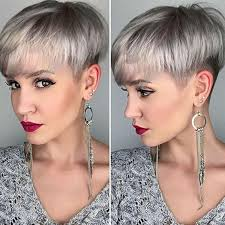 short haircuts for women in 2017 16 gray short hairstyles and haircuts for women 2017