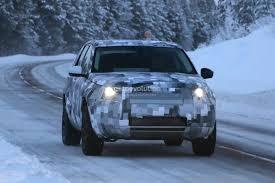 land rover freelander interior spyshots new land rover freelander winter testing autoevolution