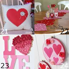 Valentine S Day Homemade Decoration Ideas by Diy Valentine U0027s Day Decorations The Gracious Wife