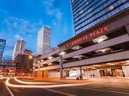 Colorado travel plaza images Crowne plaza denver denver colorado