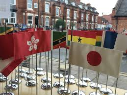 Flags Of All Nations Harborne Baptist Church About Us