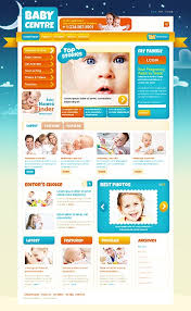 preschool children education joomla template for kindergarten