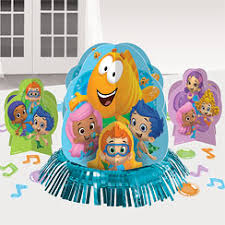 Bubble Guppies Decorations Bubble Guppies Party Supplies Party Delights