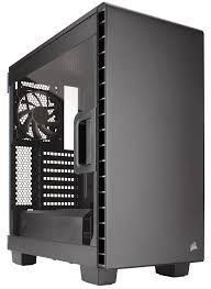 carbide series clear 400c compact mid tower case