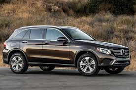 mercedes suv reviews 2017 mercedes glc class reviews and rating motor trend