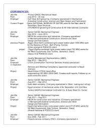 quality control resume quality control inspector resume sample quality control inspector