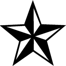 collection of 25 star tattoo