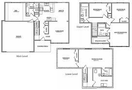 tri level house plans 1970s tri level house floor plans 28 images castlewood creek tri