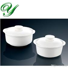 2018 soup bowls cups set melamine dinnerware with lid handles