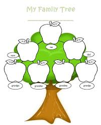 printable free family tree template blank family tree family chart template excel family tree template