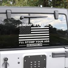jeep life decal vinyl decal stomp pride flags and usmc